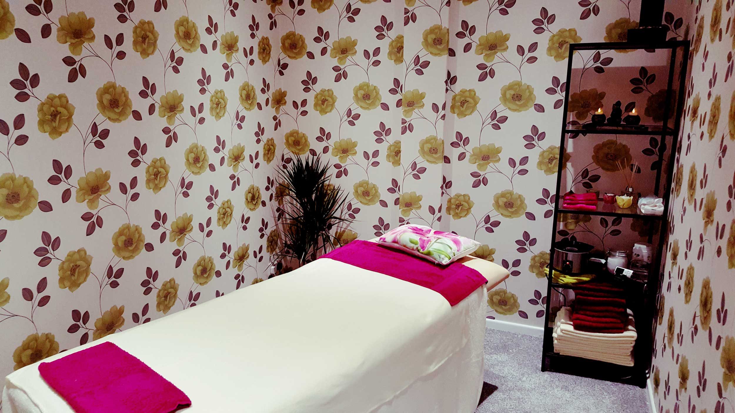 Great Victoria Street Massage Suite 2
